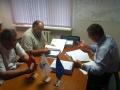 Būvdarbu līguma parakstīšana