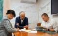 Pilnsabiedrība RERE Vide 1 paraksta būvdarbu līgumu Bražciems-Bulduri
