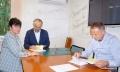 SIA Ostas celtnieks paraksta līgumu Asari-Ķemeri